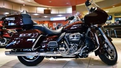 2020 Harley Davidson Road Glide Colors