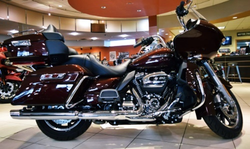 2020 Harley Davidson Road Glide Colors