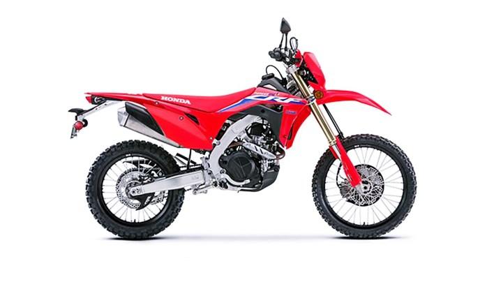 2022 Honda CRF450RL Specs