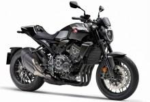 2022 Honda CB1000R Black Edition