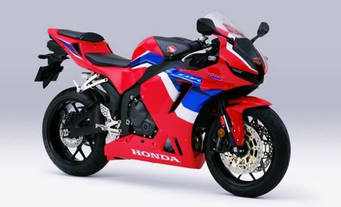 2022 Honda CBR600RR