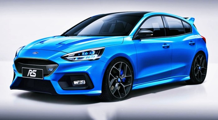 2023 Ford Focus RS