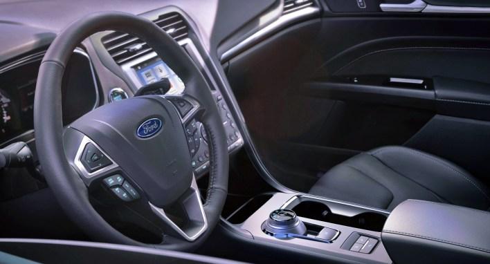2023 Ford Fusion Active Interior