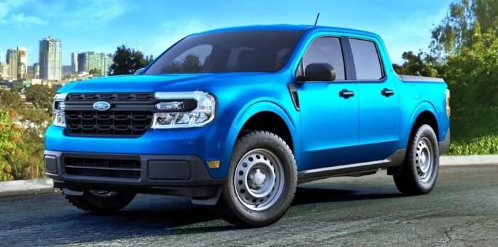 2023 Ford Maverick Compact Truck