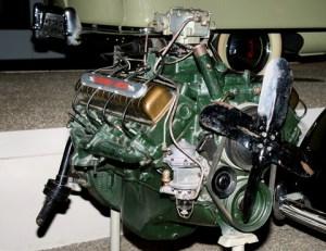 1949 Oldsmobile Rocket V8 Engine 303 CID 135 HP fvr (H
