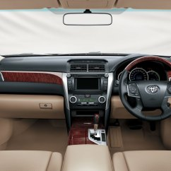 All New Camry India Launch Brand Price Picture Gallery