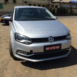 New 2014 Vw Polo Facelift Spy Pics From India Launch Mid 2014