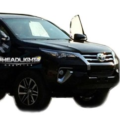 All New Camry Headlightmag Toyota Yaris Trd Sportivo Pantip Next Gen Fortuner Leaked Loses Protein Gets Aggressive