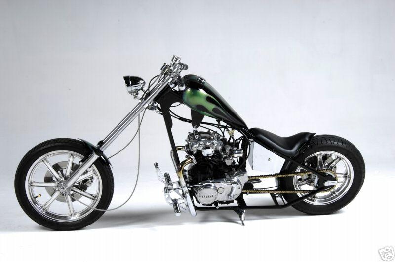 Yamaha Xs650 Chopper Frame