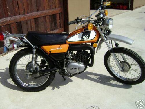 1978 Yamaha Dt 125 Wiring Diagram