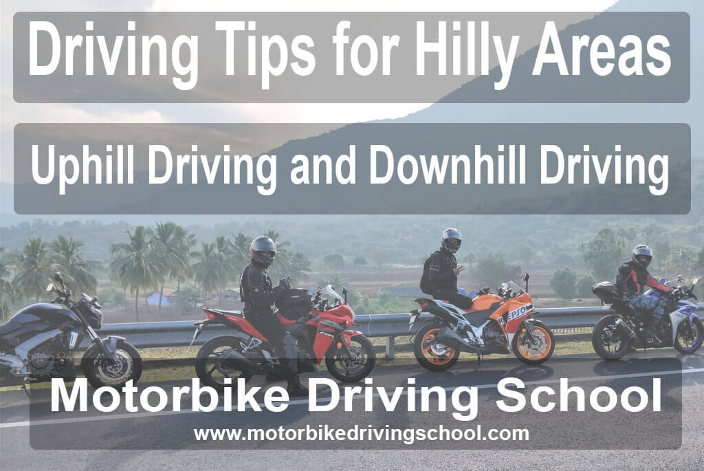 driving tips in hilly areas