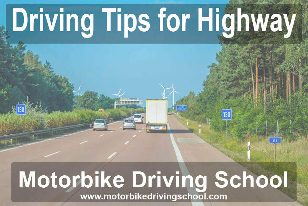 driving tips for highway