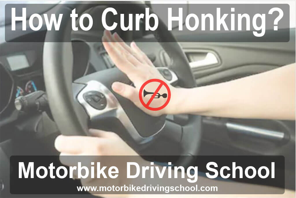 how to curb honking