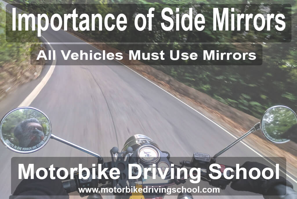 importance of side mirrors