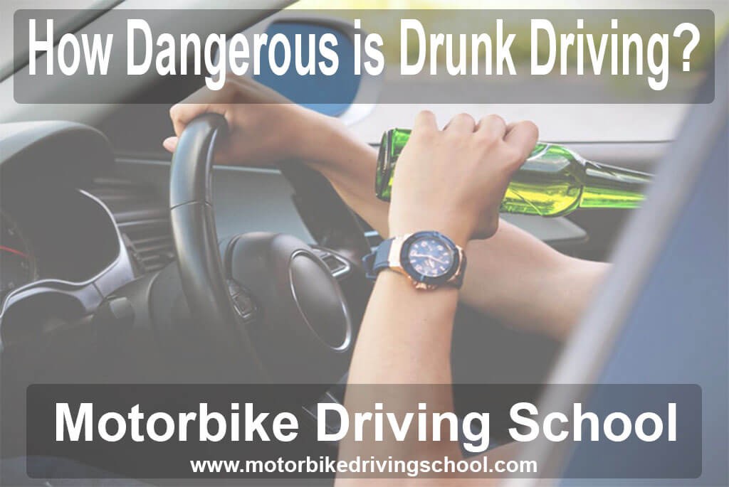 how dangerous is drunk driving