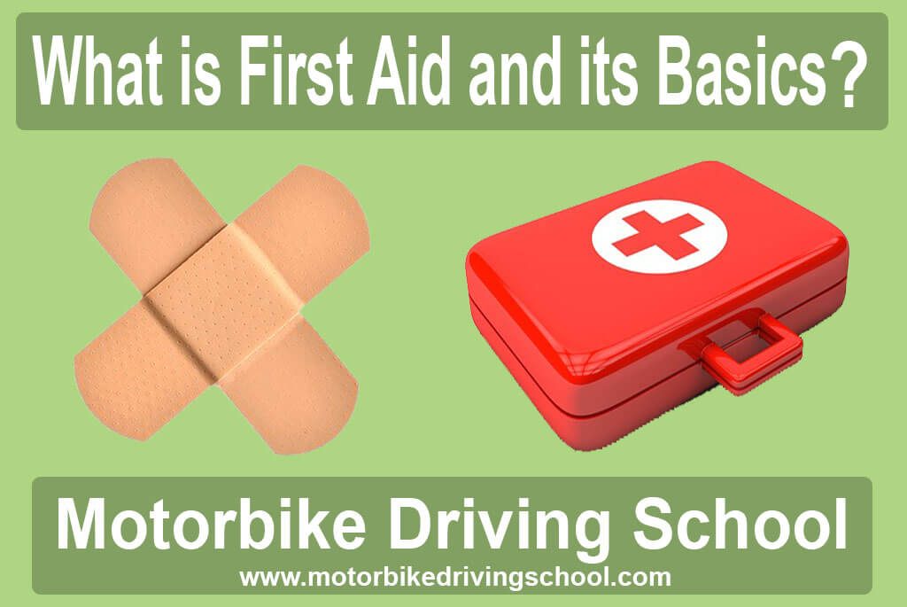 what is first aid and its basics