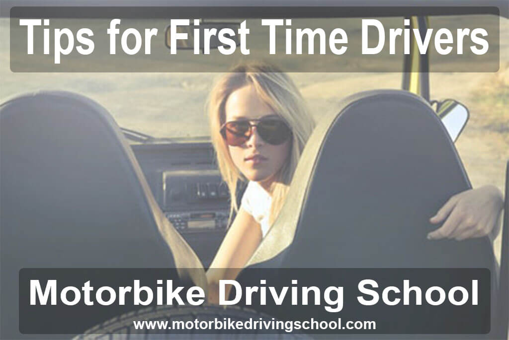 tips for first time drivers