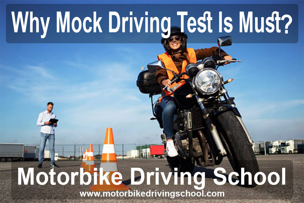 mock driving test