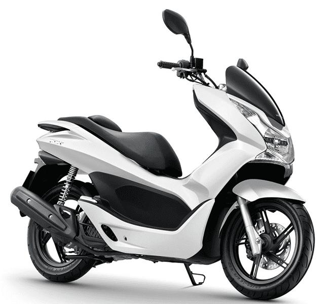 Honda PCX in Mui Ne Vietnam