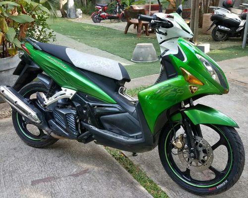 Yamaha Nouvo 4 for rent in Mui Ne