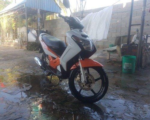 Motorbike for rent Mui Ne.