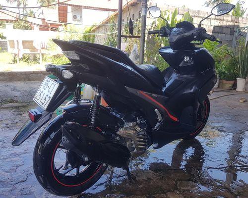 Yamaha NVX rental
