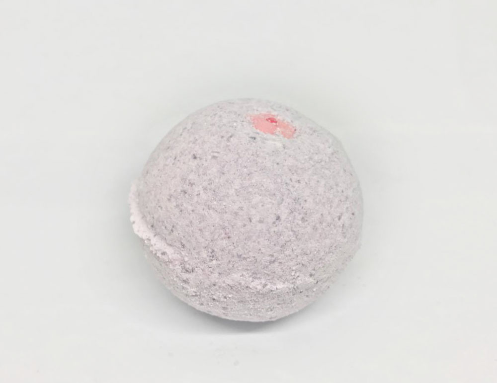 sleepy head bath bomb