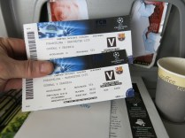 Match ticketsd