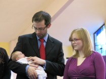 Damian, Emma & Sarah