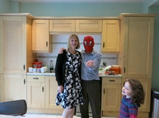 Pat & Spiderman