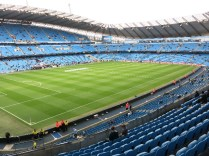 quiet before the game