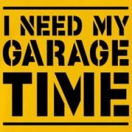 garage time