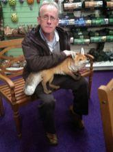 ... for fox sake Tony