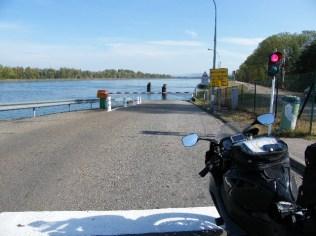Crossing the Rhine