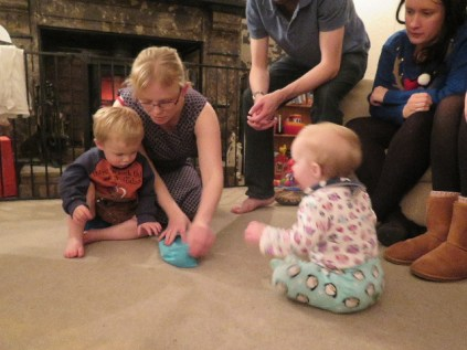 Daniel, Emma and Sarah