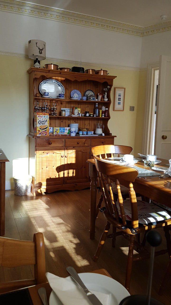 Breakfast ar Seamore House