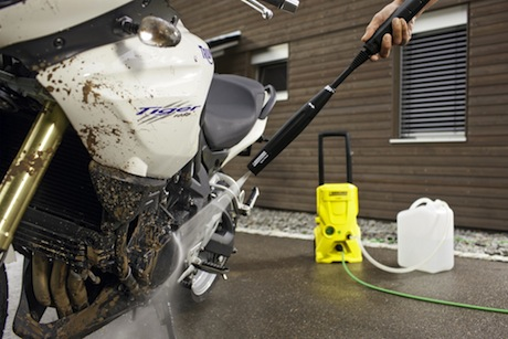 Top 10 Tips For Washing Your Motorcycle