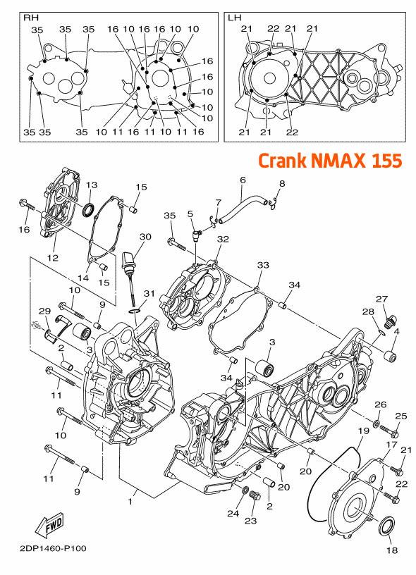 Keunggulan dan Kelemahan New Yamaha NMAX 155 MY 2018 yang