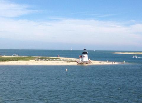 stubby lighthouse