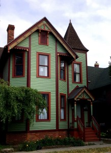 Corktown--Victorian 1