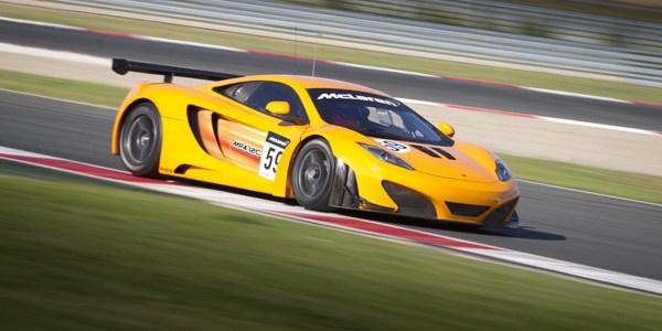 Rob Bell, Alexander Sims and Alvaro Parente to Race McLaren GT for 2012