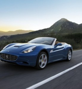 2013 Ferrari California's GDI V8 Slims Down & Speeds Up
