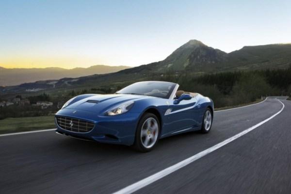 2013 Ferrari California GDI V8
