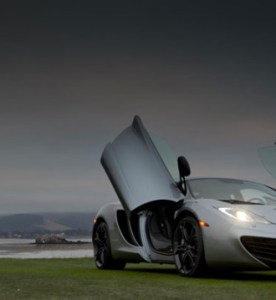 McLaren F1 Heir  MP4-12C Arrives at US Dealerships