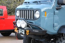 2012 Mopar Jeep Mighty FC Concept Gallery Grille Hanson Bumper- MotorCity