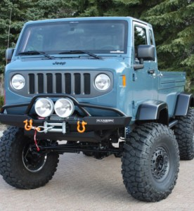Mopar 2012 Jeep Mighty FC Concept Gallery