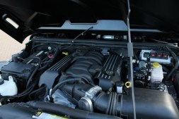2012 Mopar Jeep Wrangler Apache Concept Mopar 6.4-liter HEMI V-8 engine conversion kit