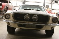 Barn Find 1967 Shelby Mustang GT500 Fastback Grille Hood Fascia