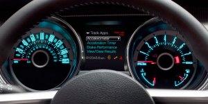 2013 Ford Mustang Gauges Speedometer Motor City