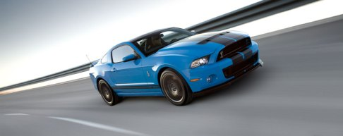 2013 Shelby GT500 Grabber Blue 650 HP 200 MPH Track Motor City